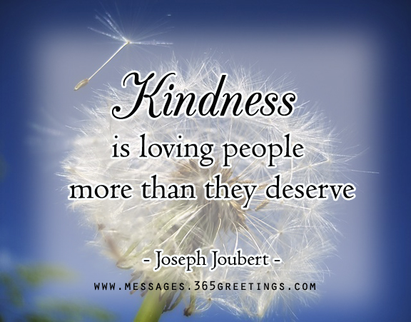 Kindness Quotes - 365greetings.com