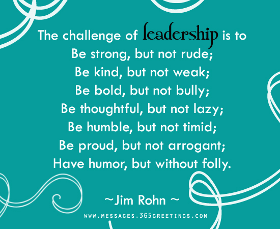 Leadership Quotes - 365greetings.com