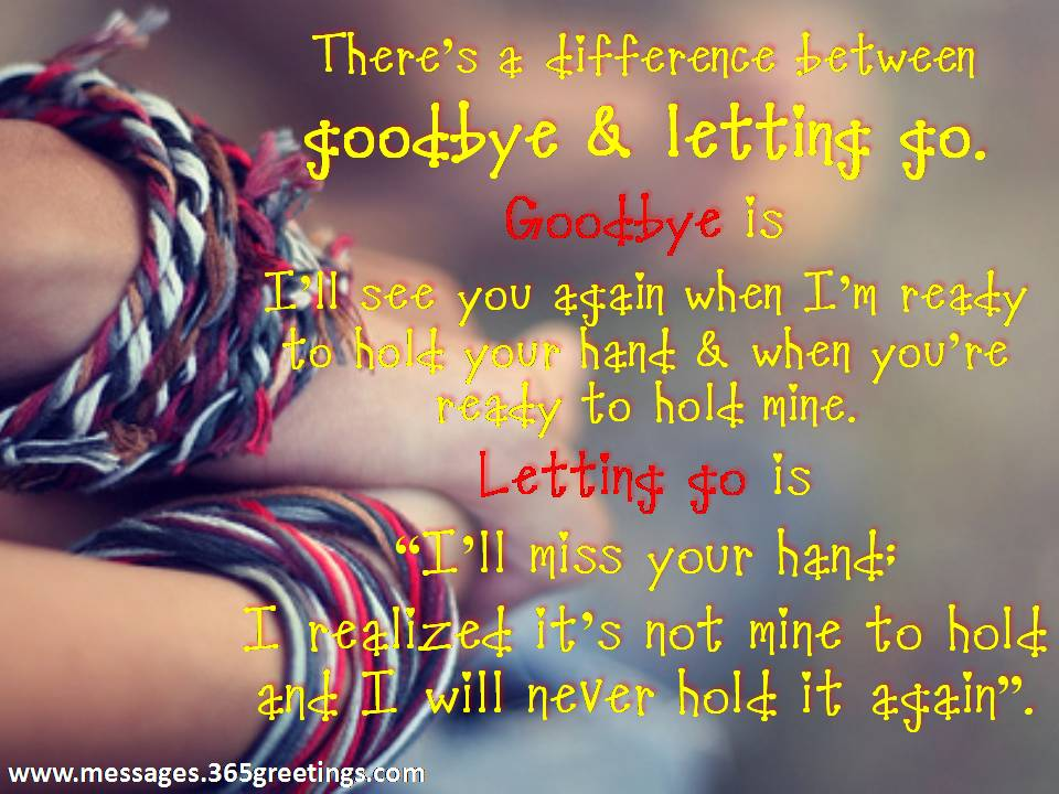 Letting Go Quotes 365greetings