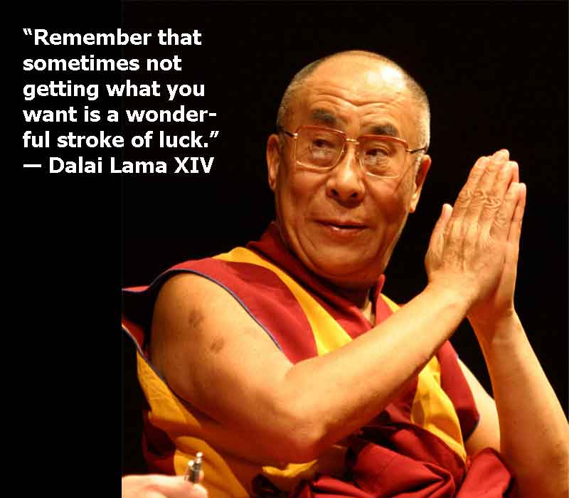 Lalai Lama XVI image with quotes