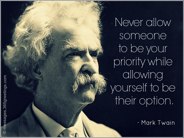Mark Twain Quotes - 365greetings.com