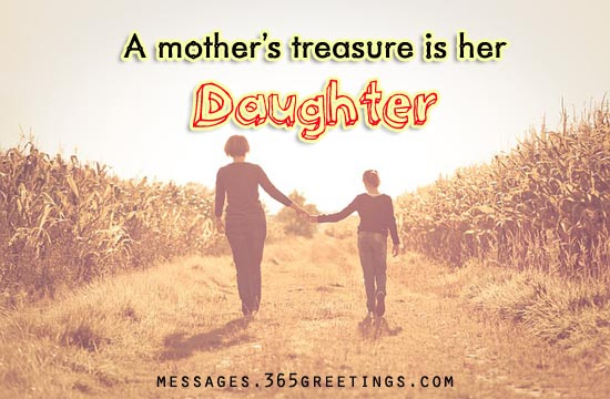 Mother Daughter Quotes - 365greetings com