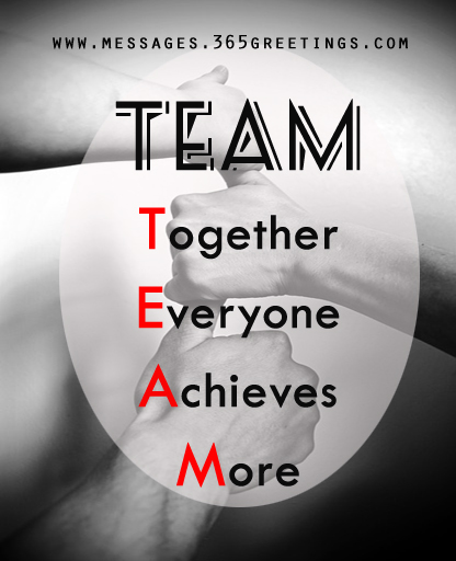 Success Quotes Teamwork: Teamwork Quotes And Sayings