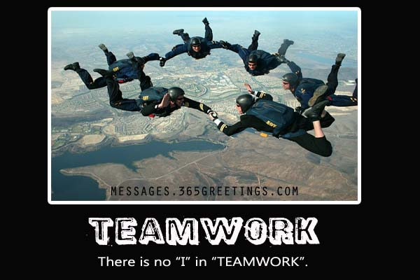 Teamwork Motivational Quotes Best Teamwork Quotes And Sayings  365Greetings