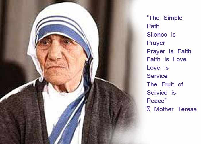 mother teresa image, mother teresa quotes