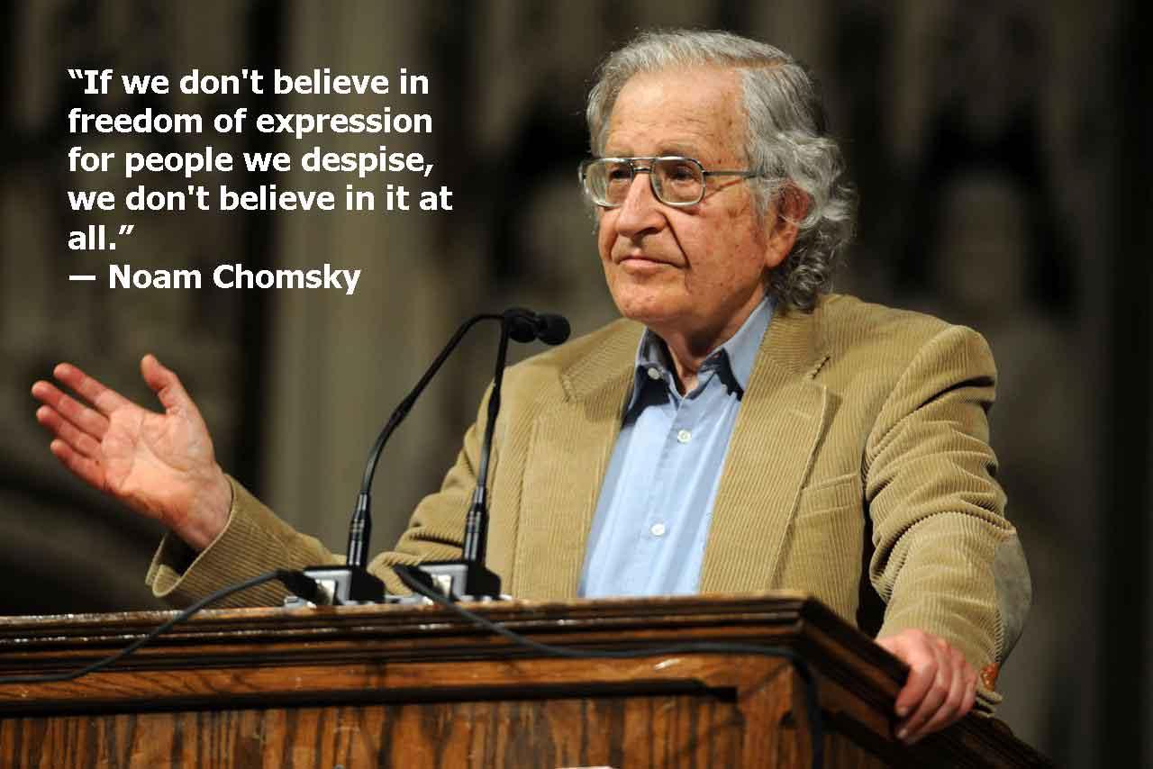 Noam Chomsky image, Noam Chomsky quotes
