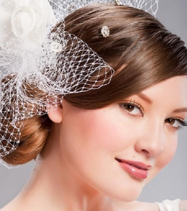 bridal-hairstyle-with-veil