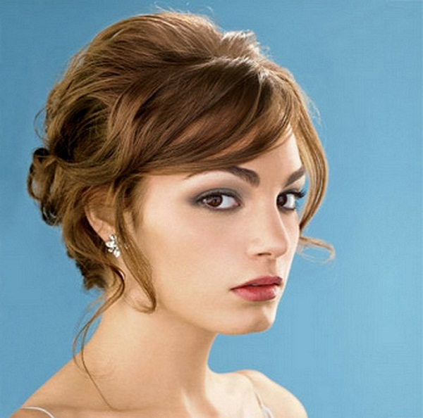 bridal-short-hairstyle