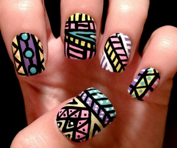 Simple Nail Art Designs for Beginners - 365greetings.com