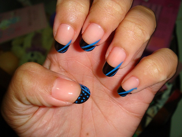simple nail art designs for beginners. Black Bedroom Furniture Sets. Home Design Ideas