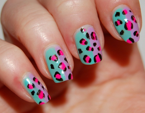 Simple nail art designs for beginners 365greetings nail art designs by hand prinsesfo Image collections