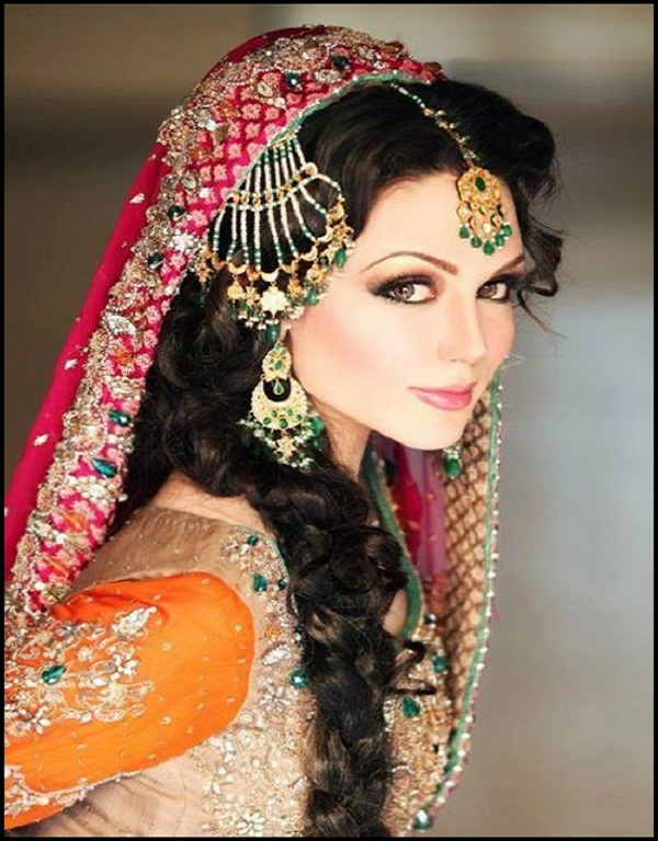 Hairstyle Wedding : Romantic Bridal Hairstyles - Messages, Greetings and Wishes