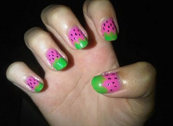 Hello Kitty Nail Art Designs Tutorial