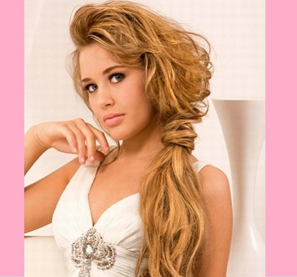 Astonishing Romantic Bridal Hairstyles Messages Greetings And Wishes Short Hairstyles For Black Women Fulllsitofus