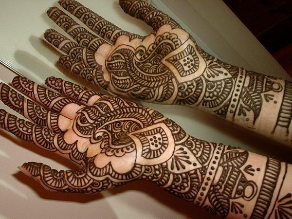 Mehndi Quotes For Him : Latest bridal mehndi designs lagane ka tarika