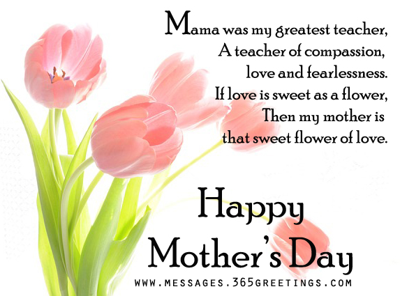 Mothers Day Quotes - 365greetings.com