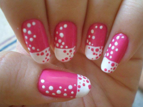 Simple nail art designs for beginners 365greetings nail art design 01 prinsesfo Image collections
