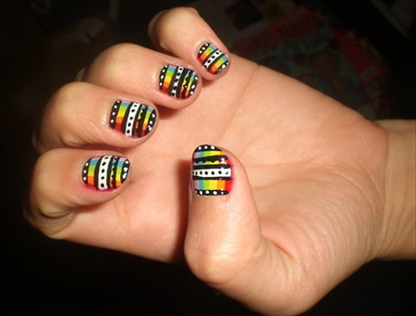 rainbow-nail-design