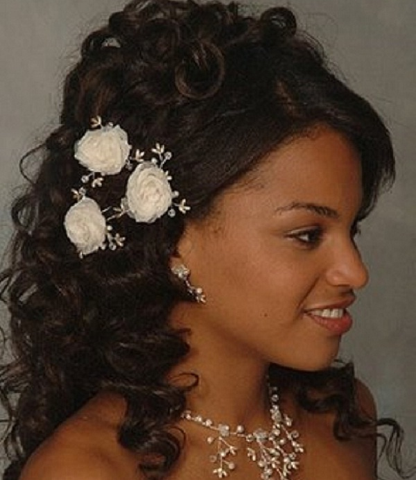 10. Bridal Hairstyles for Black Women