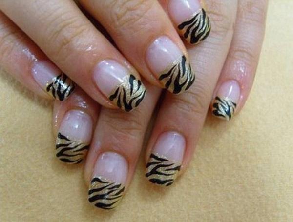 zebra-nail-design