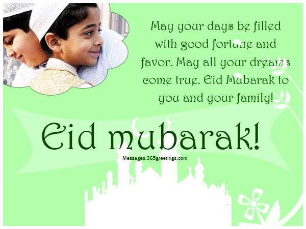 Eid mubarak wishes greetings and eid messages 365greetings eid wishes quotes m4hsunfo