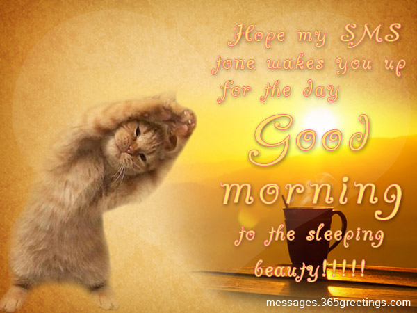 Good Morning Sms Es That Will Brighten The Day 365greetingscom