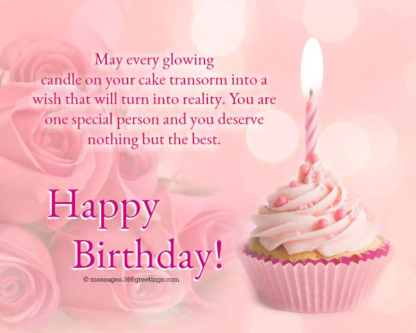 Happy birthday wishes and messages 365greetings happy birthday wishes m4hsunfo