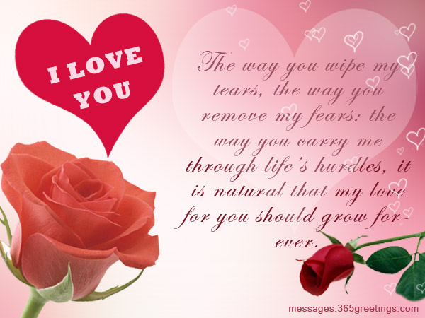 love sms for him loving you sms