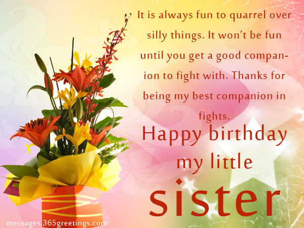 Birthday wishes for sister that warm the heart 365greetings sister birthday5r m4hsunfo