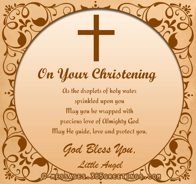 best wishes in christening 365greetings com