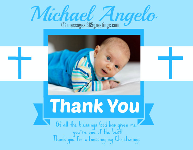 Christening Messages 365greetingscom