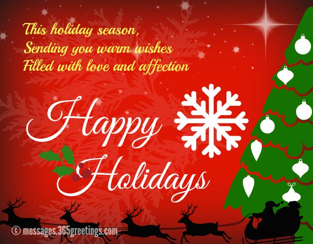 Holiday archives 365greetings happy holiday wishes greetings and messages m4hsunfo
