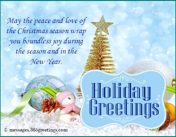 Happy holiday wishes greetings and messages 365greetings holiday greeting cards m4hsunfo