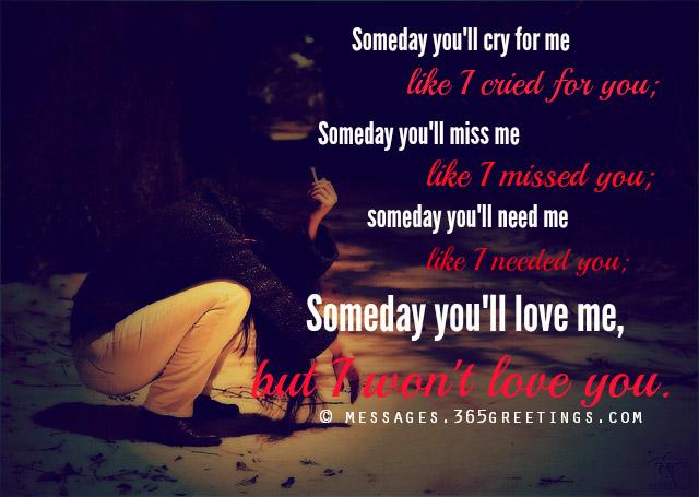 Sad Messages For Boyfriend 365greetingscom