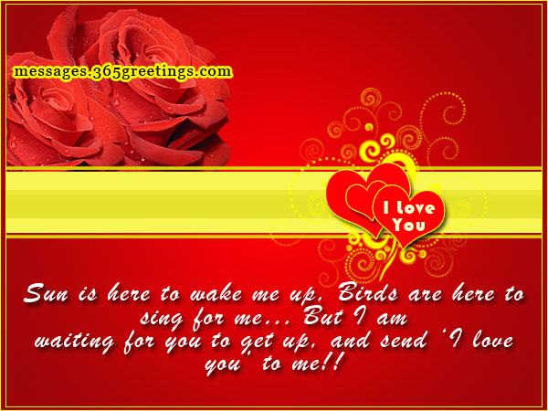 Romantic love messages 365greetings sweet love text messages m4hsunfo Image collections
