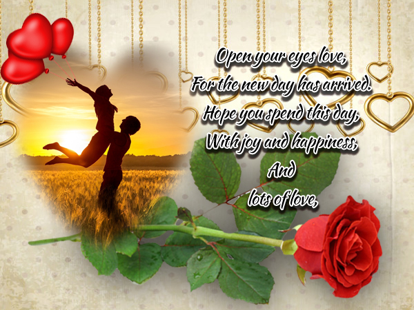 Charmant Romantic Good Morning Sms Messages