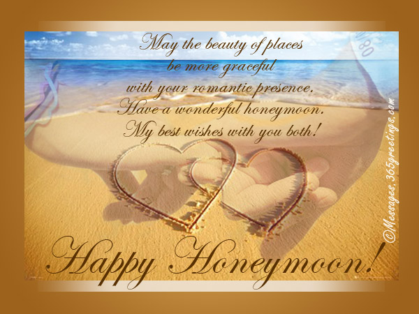 Honeymoon wishes and messages 365greetings best wishes for honeymoon m4hsunfo