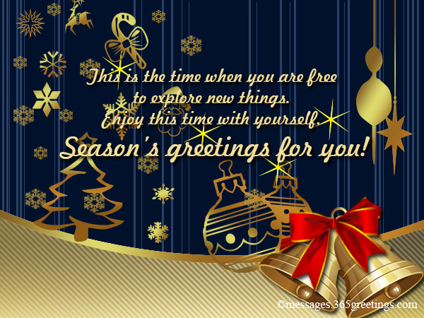 seasons greetings messages  messages, greetings and wishes, Greeting card