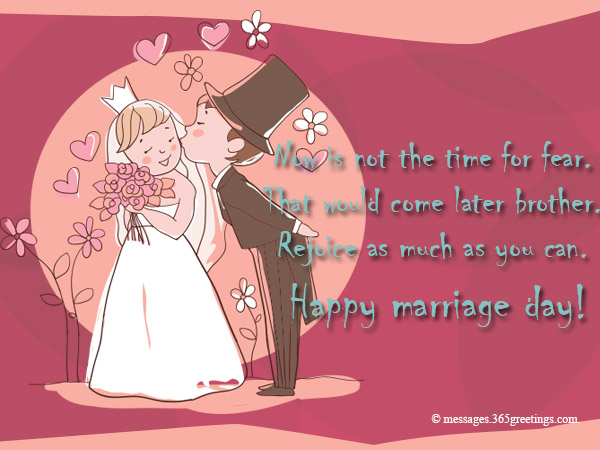 Funny Wedding Wishes Quotes
