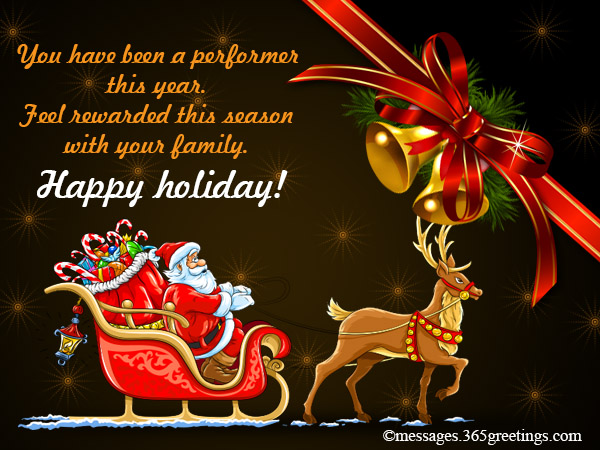 Seasons greetings messages 365greetings happy holidays wishes m4hsunfo