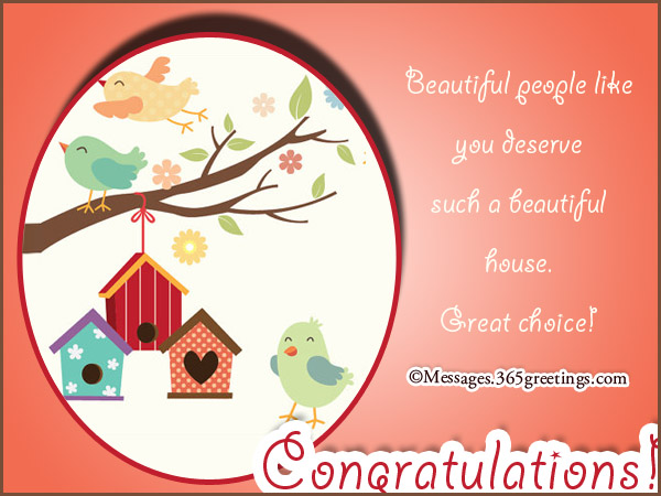 Best Housewarming Wishes Com