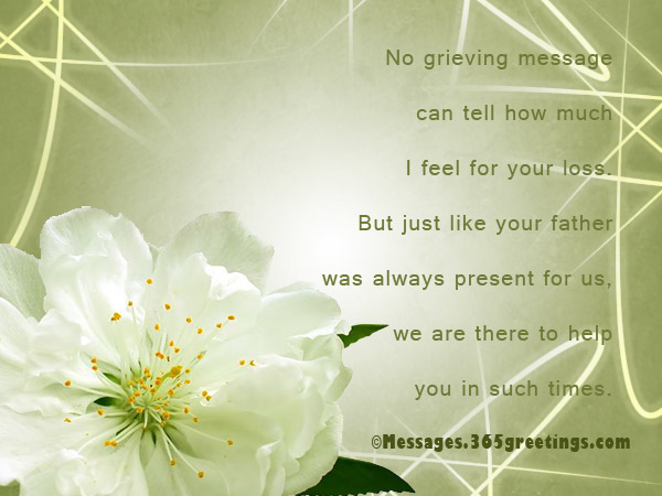 Words Of Sympathy  GreetingsCom