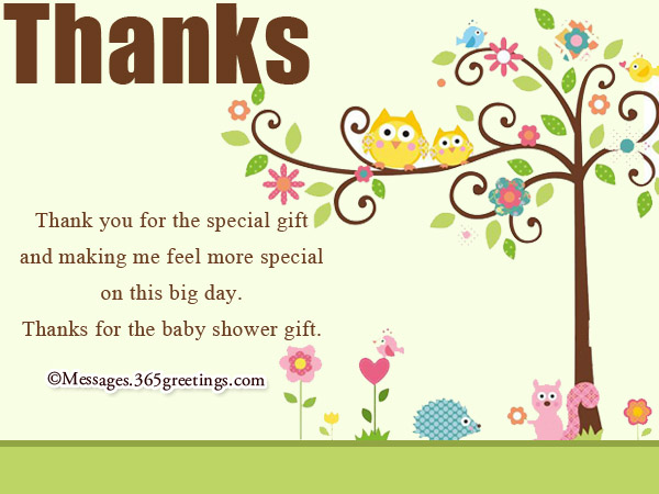 Baby Shower Thank You Notes  GreetingsCom