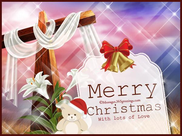 Christian Christmas Wishes and Christian Christmas Wording Ideas ...