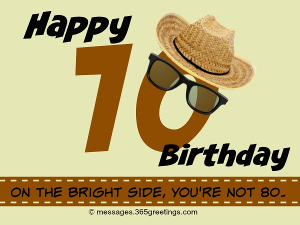 70th birthday wishes and messages 365greetings funny 70th birthday wishes bookmarktalkfo Images