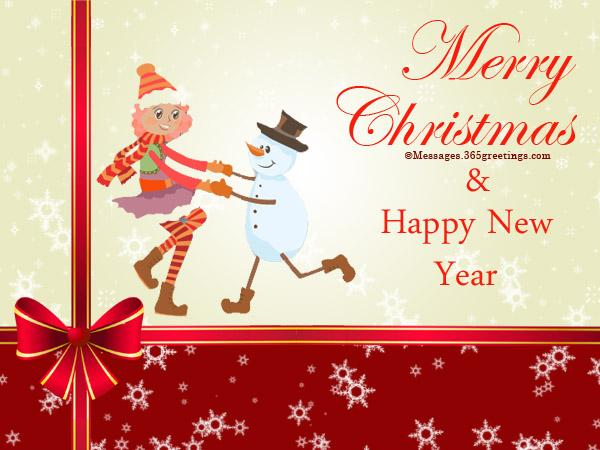 Kids Merry Christmas Cards Sample ... And Christmas Greetings Sample