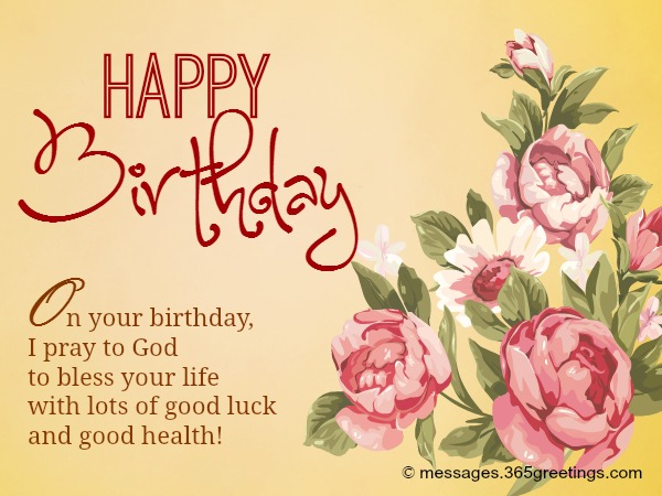 Happy birthday wishes and messages 365greetings happy birthday messages m4hsunfo