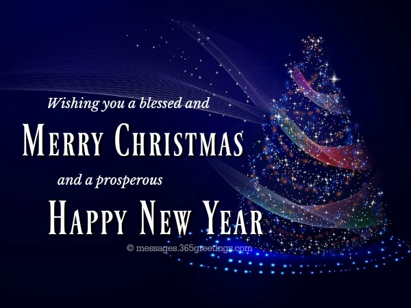 more christmas and happy new year messages