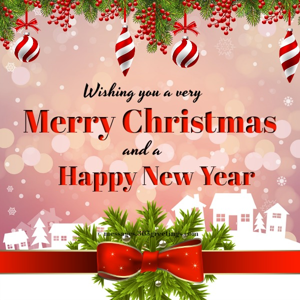 Image result for merry christmas and happy new year