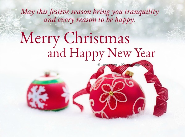 Christmas And New Year Wishes.Christmas And New Year Wishes 365greetings Com